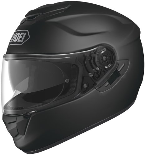 Shoei Gt-air Matte Black SIZE:MED Full Face Motorcycle Helmet