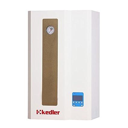 Caldera eléctrica de agua caliente Jupiter 33 kW 400 V trifásico – Calefacción Central