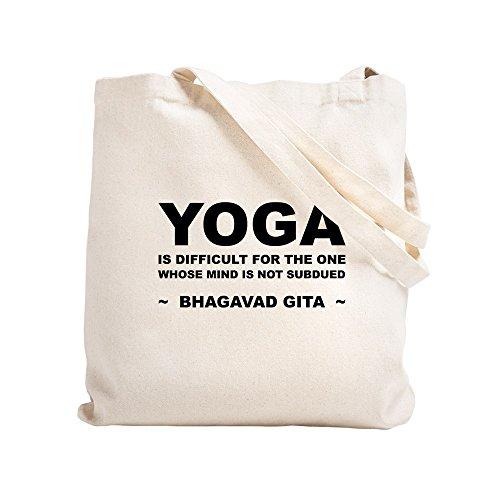 Cafepress Quote Cachi Yoga Small Tote Tela SwrSPqg