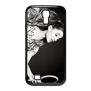 ariana grande 2015 Samsung Galaxy S4 9500 Cell Phone Case Black yyfD-030848