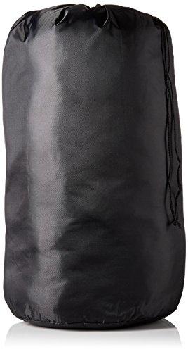 - Texsport Nylon Stuff Bag (Black, 24-Inch X 12-Inch)