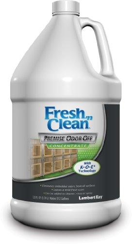 Lambert Kay Fresh 'n Clean Premise Odor Off Concentrate, 1-Gallon by Lambert Kay
