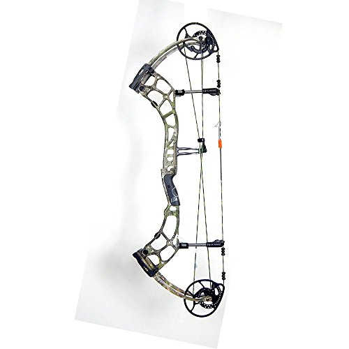 Bear Archery Escape Compound Bow, RH 45-60, Realtree Xtra Green (A6ES20006R)