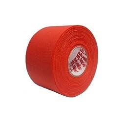 M-Tape Colored Athletic Tape - Orange, 6 Rolls