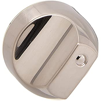 GE APPLIANCE PARTS WB03X25889 Appliance Knob Assembly, Chrome