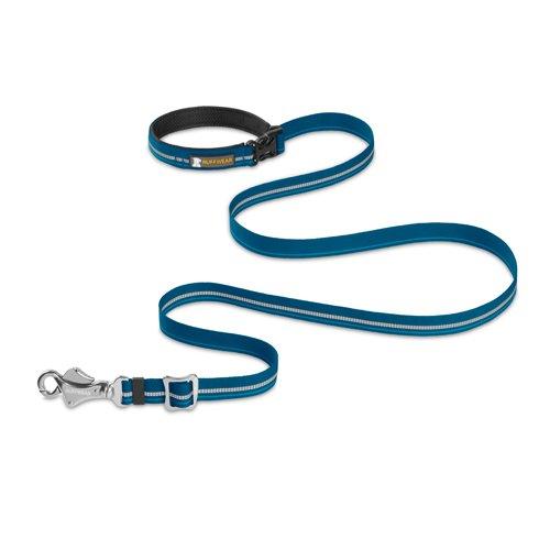 Ruffwear Slack Line Leash, Metolius Blue, My Pet Supplies