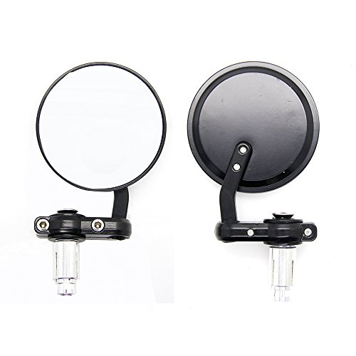 Billet Motorcycle Mirrors - 5