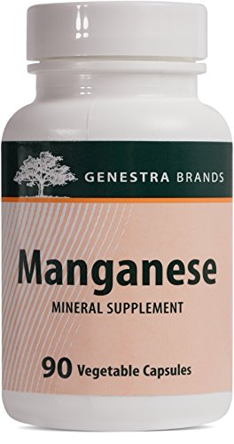 Genestra Brands - Manganese - Mineral Supplement - 90 Capsules by Genestra Brands (Image #4)