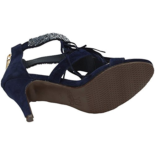 femme sandales femme Bleu Bleu XTI XTI sandales XTI Bleu sandales femme awXXxdpqR7