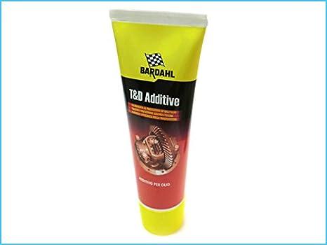 Bardahl T&D Additivi Trattamento Olio Cambio Trasmissioni e Differenziali 250 ML n. 2 flaconi MAROIL SRL