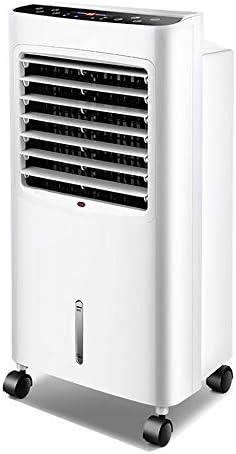 Climatizador Portátil Frío, Climatizador Evaporativo Portátil con Mando a Distancia Ventilador de Aire Acondicionado Casa Oficina Silencioso Enfriador de Aire Humidificador: Amazon.es: Hogar