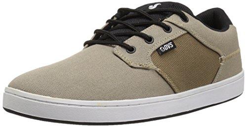 Black DVS Skateboardschuhe Quentin Shoes Taupe Hemp Herren DVS 7R1wZYxRq