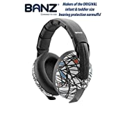 Baby BANZ Earmuffs Infant Hearing Protection – Ages 0-2 Years – The Best Earmuffs for Babies & Toddlers – Industry Leading Noise Reduction Rating – Block Noise