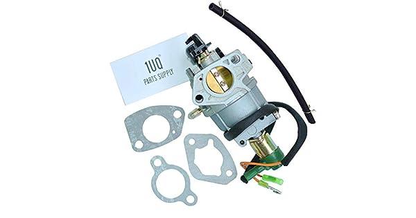 Amazon.com: 1UQ Carburador Carb Para Hyundai hcp9000 hpg7500 ...