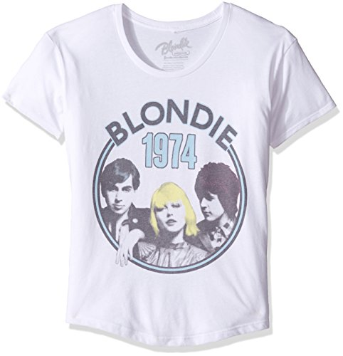 Licensed Blondie 1974 T-shirt, Adults  S to XXL