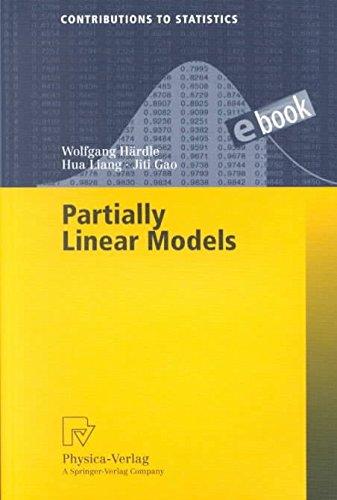 Download Partially Linear Models pdf epub