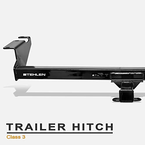 - Stehlen 733469487944 For 08-18 Dodge Grand Caravan ; 08-16 Chrysler Town & Country ; 12-16 Ram C/V Cargo Van ; 09-14 Routan Class 3 Trailer Tow Hitch Receiver 2