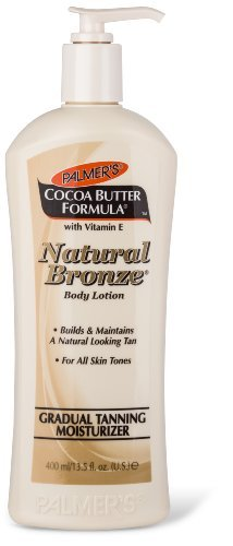 Palmer's Cocoa Butter Formula Natural Bronze Gradual Tanner 400ml by Palmers