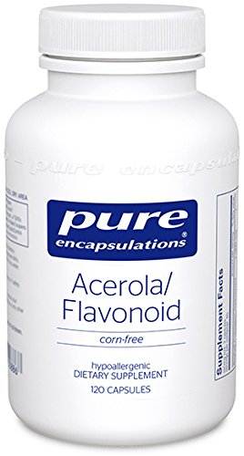 Pure Encapsulations Bioflavonoid Hypoallergenic Supplement