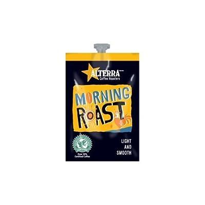 ALTERRA Coffee Morning Roast Single Serve Freshpacks for MARS DRINKS FLAVIA Brewer, 20 Packets, 40 Oz