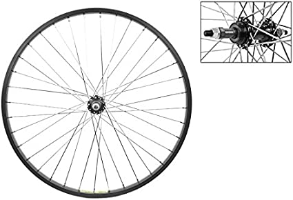 CRUISE NEW BICYCLE 26/'/' X 1.75  HEAVY DUTY SPOCKES WHEEL SET WITH 7 SPEED MTB