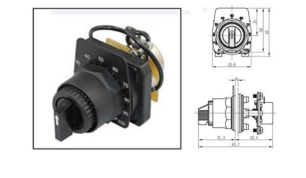 on b5k potentiometer wiring schematic