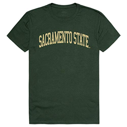 - CSUS California State University, Sacramento NCAA College Tee t Shirt, X-Large