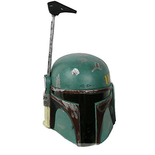 XCOSER Boba Fett Helmet Mask Costume Props for Adult Hall...