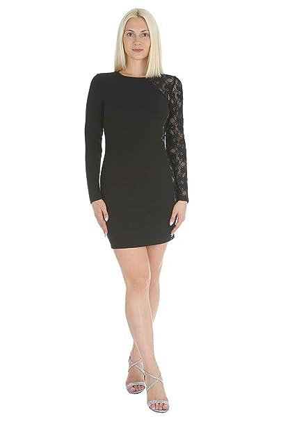 Amazon.com: Bebe pequeño vestido negro para mujer con una ...