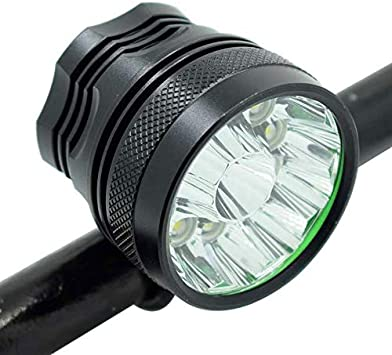 aolongwl Faro de Bicicleta T6 Bicycle Light Headlight 20000 Lumen ...