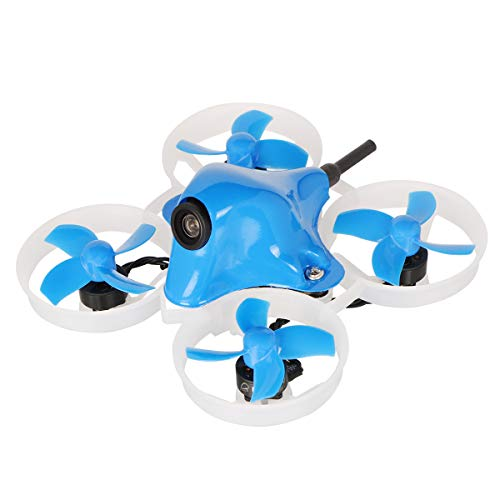 BETAFPV Beta65 Pro 2 Frsky 2S Brushless Whoop Drone Quadcopter with 2S F4 AIO FC Frsky Recevier 5A ESC 25mW Z02 Camera 35° OSD Smart Audio 12000KV 0802 Motor PH2.0 Cable for Tiny Whoop FPV Racing ()
