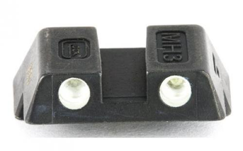 Glock 42 43 Factory OEM Rear Night Sight 6.1mm Slim