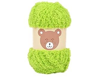 ff05d513b563 Super Soft Smooth Chunky Hand-woven Woolen Yarn