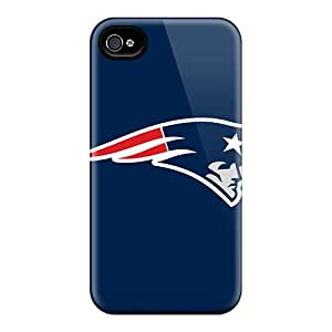 Durable Hard Phone Cover For Iphone 6 (FBl4270RrOG) Custom HD New England Patriots Series