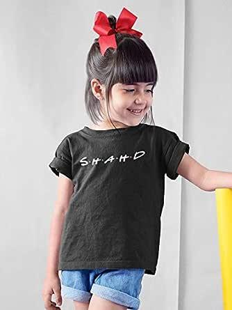SHaHD aTIQ T-Shirt for Girl
