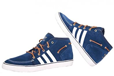 wholesale dealer 5c8ee 3bfc1 Image Unavailable. Image not available for. Colour adidas Originals Court  Deck Cf Mid ...