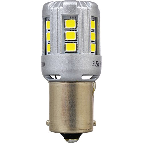 SYLVANIA-1156-Amber-LED-Bulb-Pack-of-2