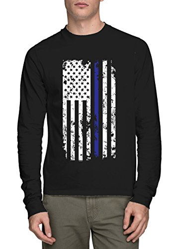 Long Sleeve Mens American T shirt