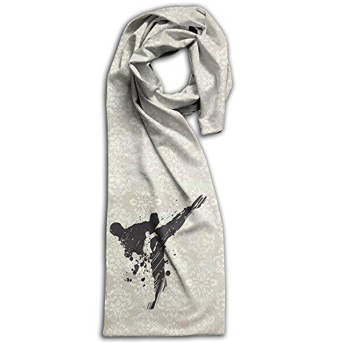 Taekwondo Unisex Double Side Printing Fashion Scarves 71