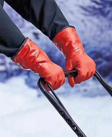 snow blower gloves xl - 6