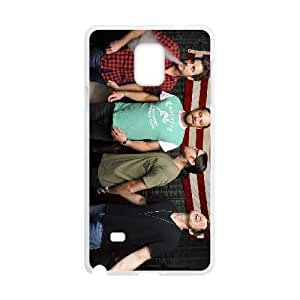 Samsung Galaxy Note 4 Cell Phone Case White Kings Of Leon FUI Phone Case Unique DIY