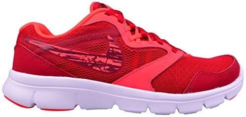 Meisjes Nike Flex Experience 3 Hardloopschoen (gs) Rood
