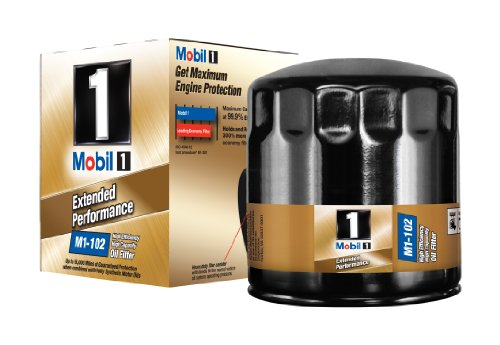 Mobil 1 M1-102 Extended Performance Oil Filter (Pack of 2)