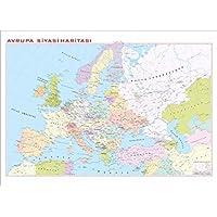 Gürbüz Yayınları 22043 Avrupa Siyasi 70 X 100