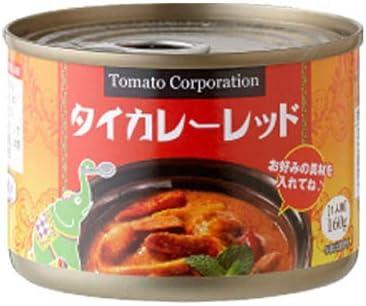 トマトコーポレーション タイカレーレッド 160g×3缶