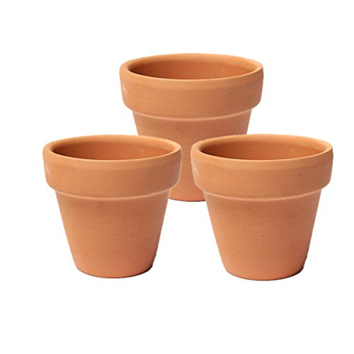 KINGSO Brown Terracotta Flower Holdwer