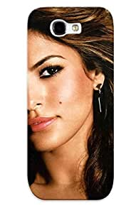New Fashionable Trinalgrate DTndXqU4xGNys Cover Case Specially Made For Galaxy Note 2(eva Mendes (125) )