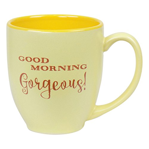Good Morning Gorgeous Coffee Mug, 15oz
