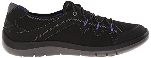 Hill Cobb Women's Black Flat Rockport Fitstride ZwYdwHq