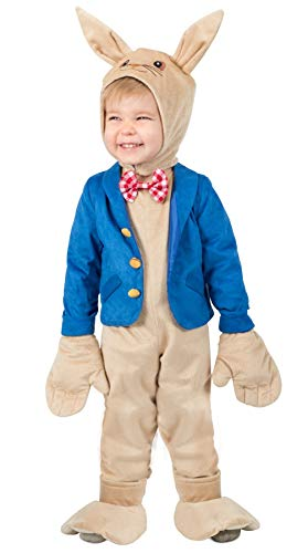 Princess Paradise Preston the Rabbit Baby/Toddler Costume, As Shown, 18 Months - 2T